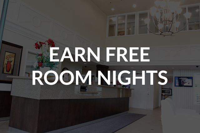 Loyalty Reward Program Towards Free Room Nights - Admiral